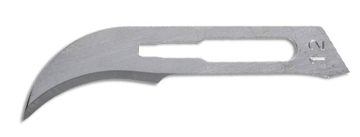 Picture of #12 Non-Sterile Carbon Steel Scalpel Blade - Box of 100