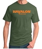 Picture of Men's Large Green Havalon T-Shirt