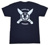 Picture of Havalon Cross Blade Shirt - Black