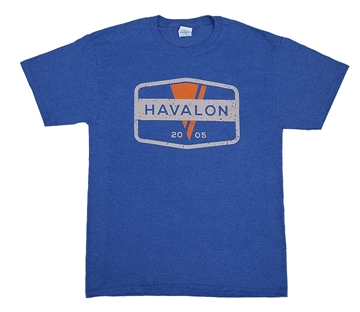 Picture of SHIRT, HAVALON BLUE